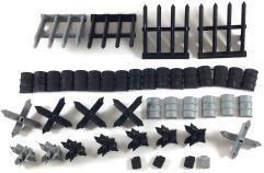 Battlefield Accessories Set #3