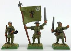 Bretonnian Archers Command Collection #2