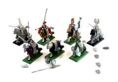Bretonnian Grail Knights Collection #2