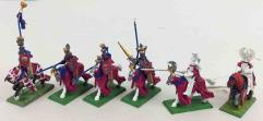 Bretonnian Grail Knights Collection #4