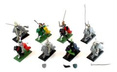 Bretonnian Knights of the Realm Collection #2