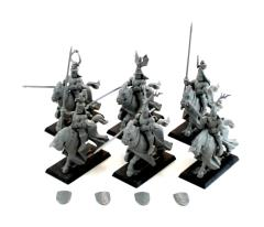 Bretonnian Knights Collection #9