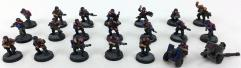 Cadian Infantry Collection #6