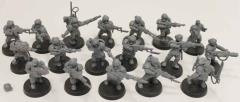 Cadian Shock Troops Collection #36