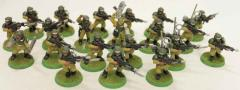 Cadian Shock Troops Collection #40