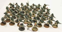 Cadian Shock Troops Collection #41