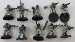 Cadian Shock Troops Collection #48