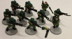 Cadian Shock Troops Collection #49