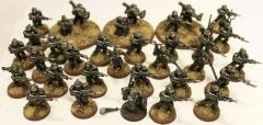 Cadian Shock Troops Collection #50