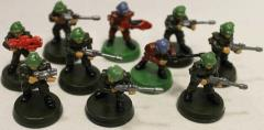 Cadian Shock Troops Collection #51