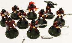 Cadian Shock Troops Collection #52