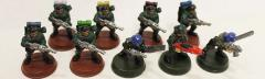 Cadian Shock Troops Collection #53