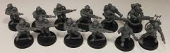 Cadian Shock Troops Collection #55