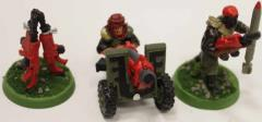 Catachan Heavy Bolter Team #1