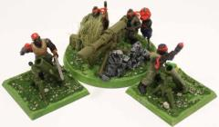 Catachan Heavy Weapon Squad #13