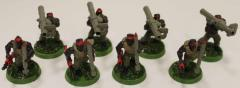 Catachan Jungle Fighters w/Heavy Weapons Collection #1