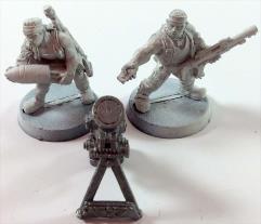 Catachan Mortar Team #2