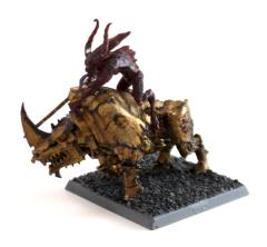 Herald of Khorne on Juggernaut #2