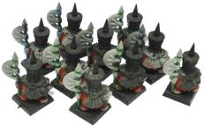 Chaos Dwarfs Collection #3 (Plastic)