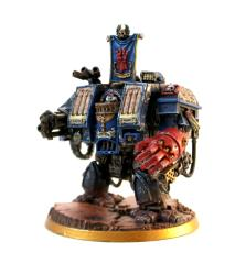 Crimson Fists Vernable Dreadnought #1 - Crimson Fists Loose - Noble