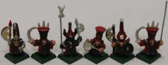 Chaos Dwarf Collection #1