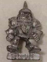 Chaos Dwarf Lineman #1