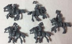 Chaos Marauder Horsemen Collection #4