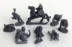 Orcs & Other Evils Collection #1