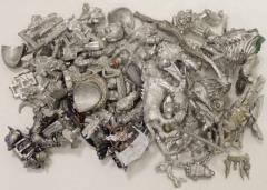 Chaos Space Marine Metal Bits #1