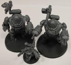 Kastellan Robots #1