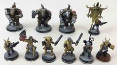 Custom Abhuman Troop Collection #1