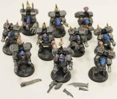 Chaos Lizards Tactical Squad #1
