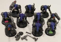 Chaos Lizards Tactical Squad #2