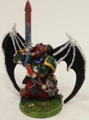 Ezekiel, Fallen Dark Angel Master Librarian #1