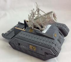 Custom Imperial Guard Tank #1