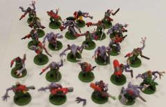Imperial Guard/Tyranid Hybrid Collection #1