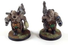 Custom Obliterator Ogryns #1