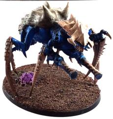 Custom Tyranid Overseer #1