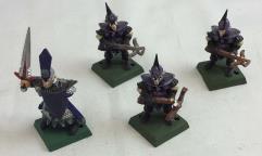 Dark Elf Warriors Collection #9