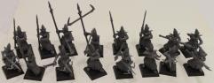 Dark Elf Warriors Collection #6