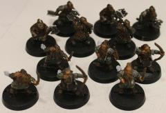 Dwarf Warriors Collection #7