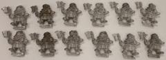 Dwarf Axemen Collection #2