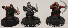 Dwarf Bowmen Collection #4