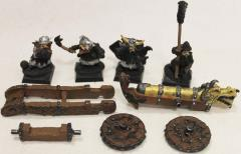 Dwarven War Cannon #1