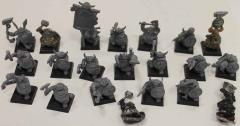 Dwarf Warrior Collection #2