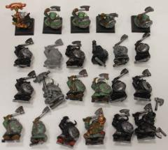 Dwarf Warrior Collection #3