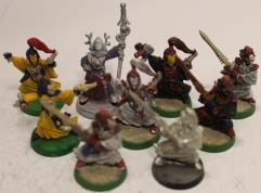 Farseers & Warlocks Collection #7
