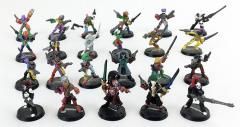 Harlequin Troupe Collection #36