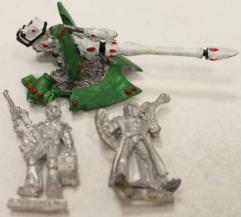 Eldar Heavy Weapons Platform #9