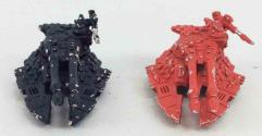 Scorpion Super Heavy Tank Collection #1